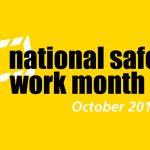 National Safe Work Month / Workstation Assessment Services