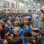 Fiona Fonti presents at The International School of Kuala Lumpur