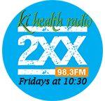 Fiona Fonti interviews with Ki Health Radio