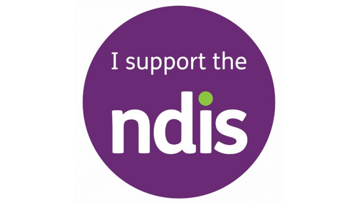 We are now a registered NDIS service provider