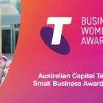 Fiona Fonti, finalist for the Telstra Business Women's Awards